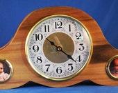 Grandparents mantel clock
