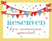Reserved Listing for Lanailovesu