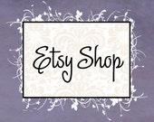 Premade 12 Piece Etsy Shop Set - EvieLoo