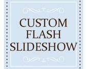 Custom Flash Slideshow for Your Blog or Website