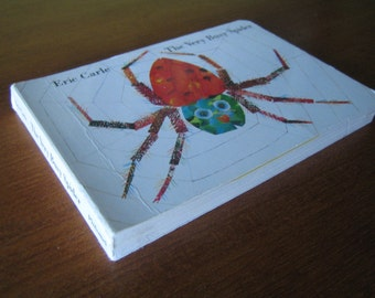 The Very Busy Spider 1st Printing