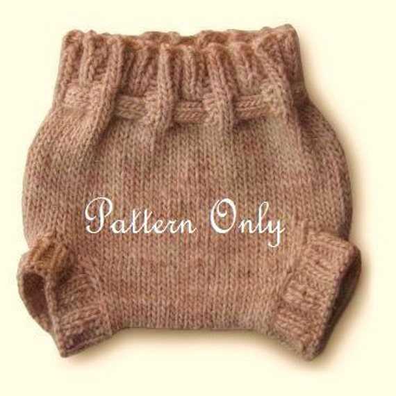 Knitting Pattern For Wool Diaper Covers : Unavailable Listing on Etsy