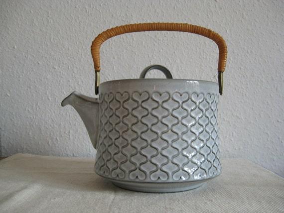 RESERVATION Careen - Quistgaard CORDIAL teapot - seventies