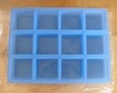 Silicone 12 ct Individual Soap Mold