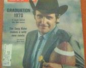 vintage Life magazine from 1970 featuring Dennis Hopper