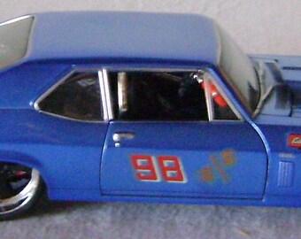 diecast 68' Chevrolet Nova drag racer