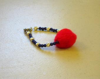 Moogle Bracelet