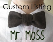 Custom Listing for Steven - Deposit for Ties