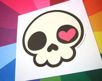 Caramelaw logo sticker