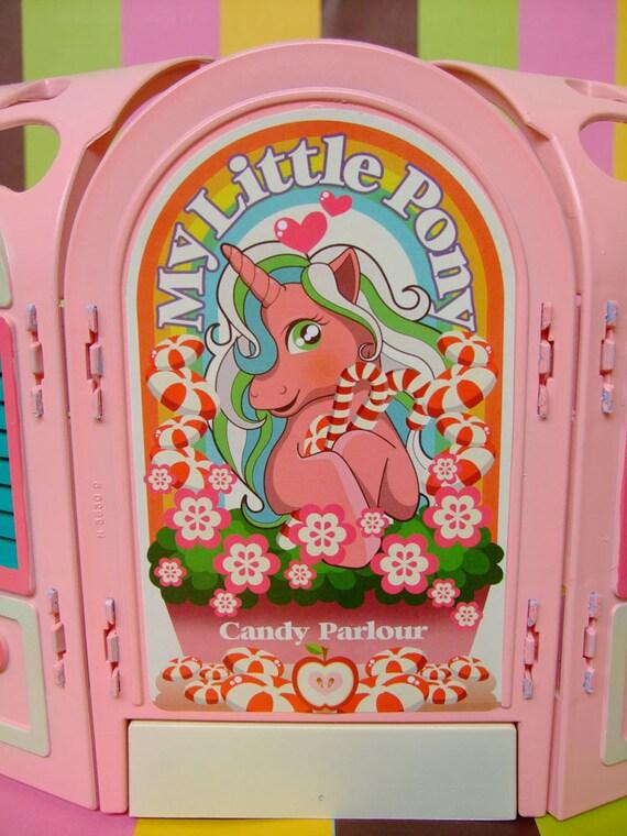 SALE - My Little Pony custom OOAK Candy Parlour
