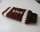 Football iPod cover / cozy