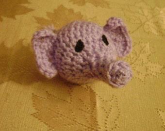 purple elephant ball