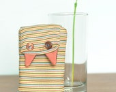Munchy Monsters iPhone Pouch