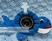 Camera Creatures Whale with Squeaker
