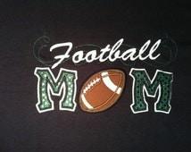 Football Mom Shirt or Tank