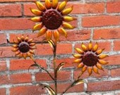 Copper Sunflower 2' Triple