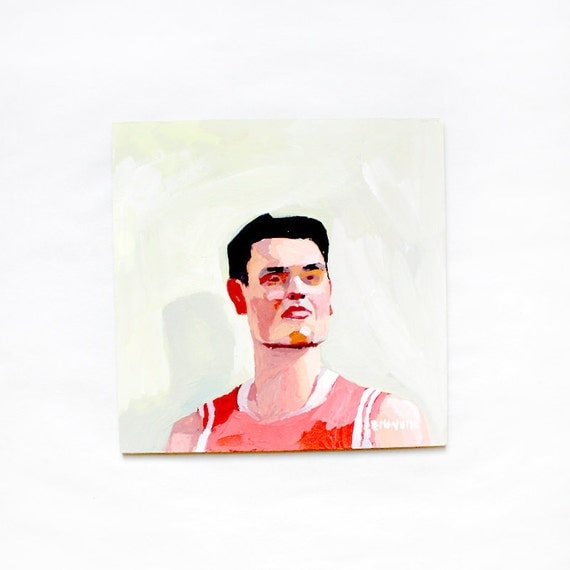Yao Ming - Original Painting