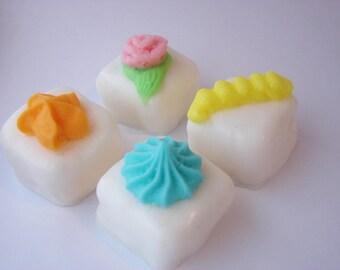 Petit Fours Soap Set