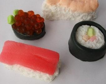 Sushi Soap set