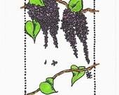 Lilacs ACEO
