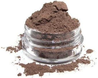 Mineral Eye Shadow Suede  shimmer matte mica powder shadow 5 gram sifter