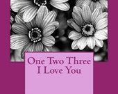 Children's Love Story - One Two Three I Love You