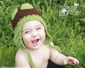PATTERN for Turtle Shell Hat
