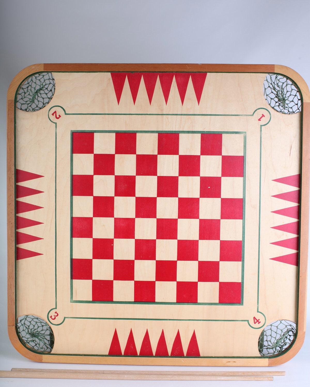 Pool Tables Table Felt Free Good Billiards S Amp Reviews: Vintage Carrom Board