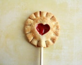Cherry Pie Pops (12) Gift Set