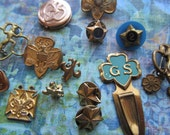 Vintage Boy Scout and Girl Scout Pins - RESERVED FOR TENLEY