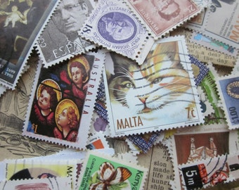 Mixed World Stamps
