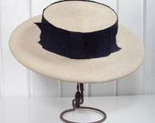 Ladies Stetson Straw Hat from Higbees