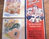 World War 2 Stationary 1940s Keep Em Smilin