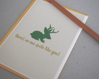Jackelope (Greeting Card)