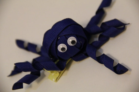Octopus Hair clip