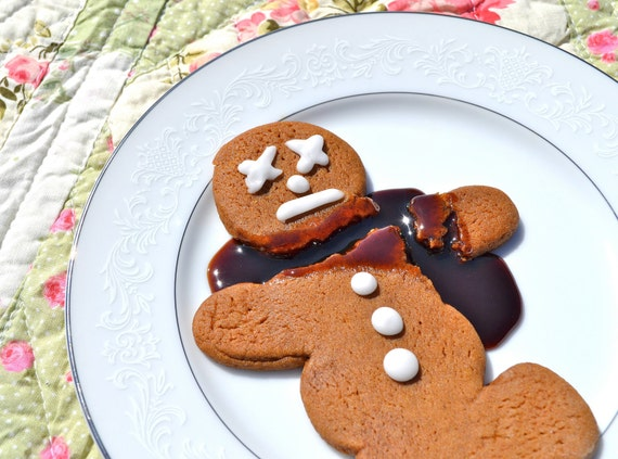 Run Run Run, Gingerbread Man