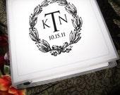 Wedding Planning Binder with Customized Classic Logo 1
