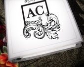 Wedding Planning Binder with Customized Glam Logo 3