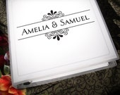 Wedding Planning Binder with Eclectic Logo 5