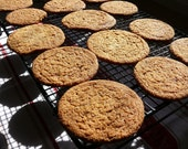 2 dozen molasses cookies