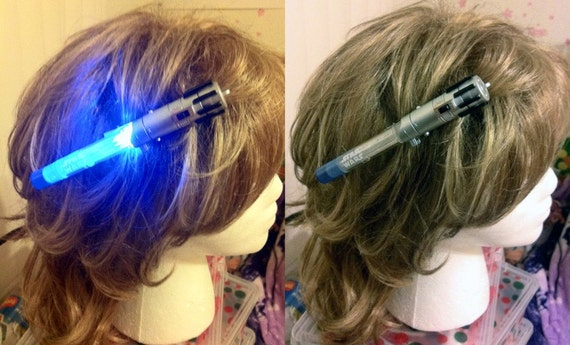 Star Wars Lightsaber Hairclip