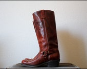 1940s Redwood Leather boots