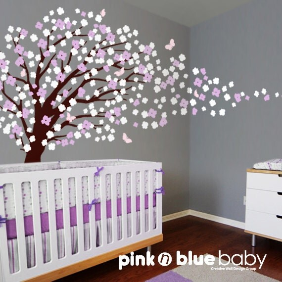 Great Nursery Tree Wall Stickers Uk Images Part 24