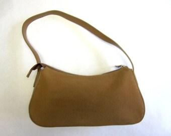 Nubbly Sand Purse Jones New York Camel Brown Handbag