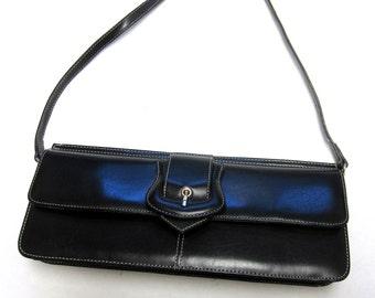 Black Purse ShoulderBag Handbag
