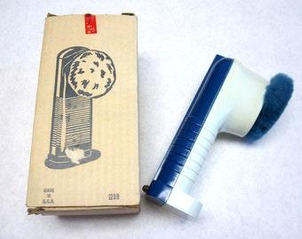 Swank Shoe Polisher Battery Operated Original Box Works