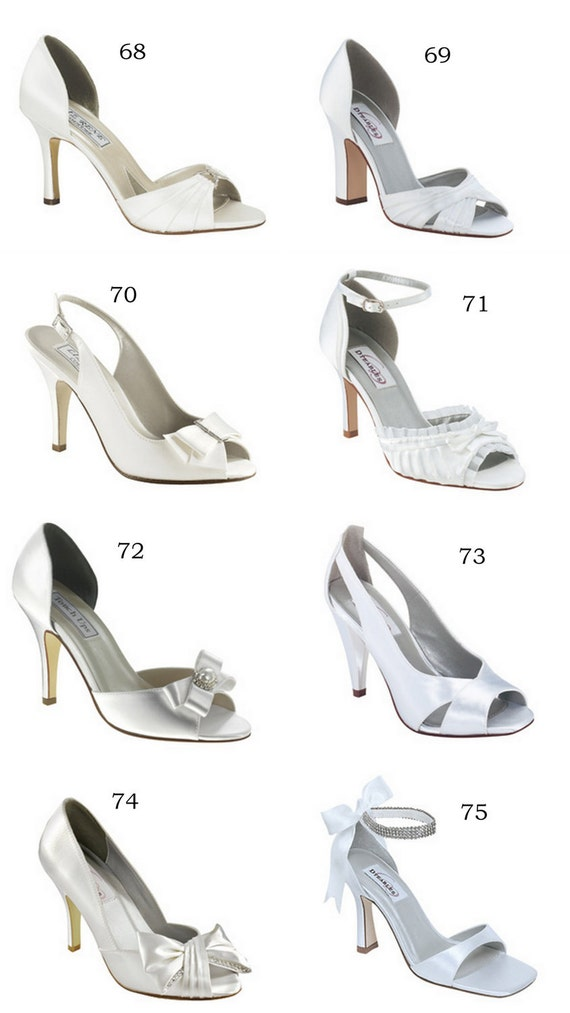 Bridal Shoes 3 25 Inch Heel Lift Prom Dresses Under 100 Dollars