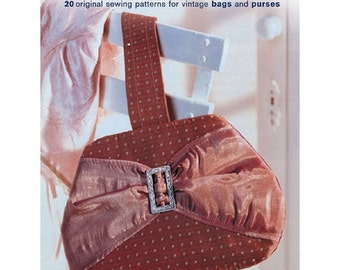 Making Vintage Bags signed hard-cover book