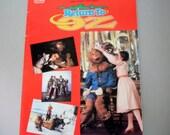 Disney Return to Oz Color Activity Book Like New Unused 1985 Golden Book