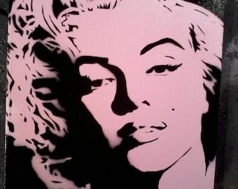 Marilyn Monroe (pink)